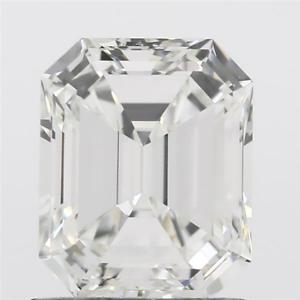 $23K GIA Emerald Cut 1 CRT Loose Diamond - Internally Flawless! Melbourne CBD Melbourne City Preview