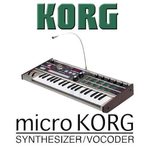 how to connect my kaossilator pro to my microkorg