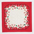 Christmas Tablecloth Square