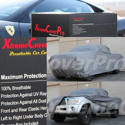 2013 Toyota Tacoma Access Cab Breathable Car Cover
