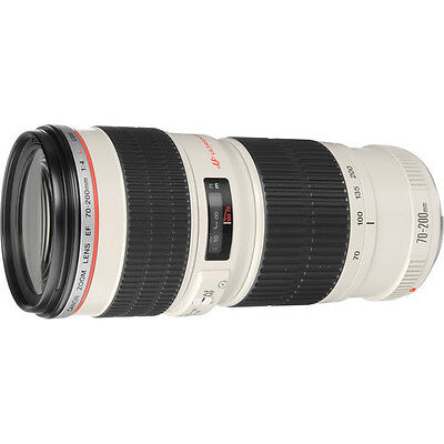 Canon EF 70-200mm f/4L USM Lens NEW 2578A002