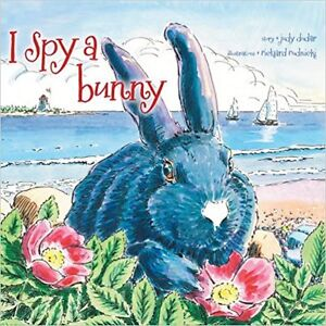 I Spy a Bunny - White Point Lodge Lots of fun  HC Book with D.J.