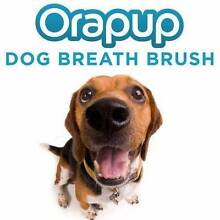 Orapup Dog Breath Brush 1 bottle of Beef & Bacon Flavored Lick Welshpool Canning Area Preview