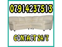 THIS WEEK SPECIAL OFFER LEATHER SOFA Range 3 & 2 or Corner Cash On Delivery 6565