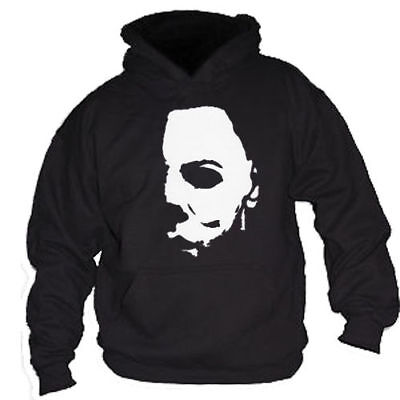 HALLOWEEN MICHAEL MYERS FANCY DRESS HOODIE SWEATSHIRT JUMPER MENS WOMENS KIDS (Halloween Michael Myers Kid)
