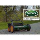 Scott's Brush & Flail Walk-Behind Lawn Mowers