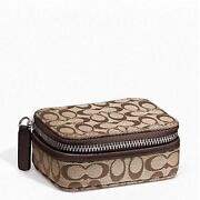 New Brown Coach Purse