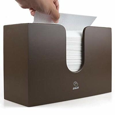 eBun Paper Towel Dispenser Wall Mount - C Fold Paper Towel Holder - Bathroom ...