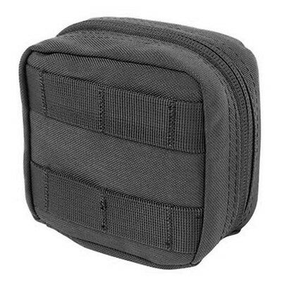 Condor 4x4 Tactical Hunting Utility MOLLE Multi-Function Compact Pouch Black