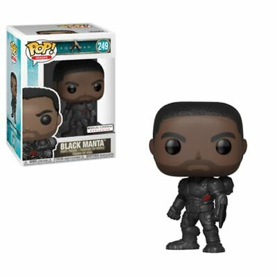 Aquaman Black Manta Unmasked Funko Pop! Heroes Vinyl Figure #249 (Regal Cinemas