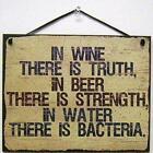 Vintage Drink Sign