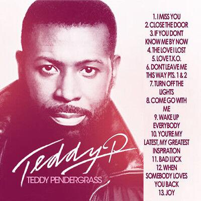 Best Of Teddy Pendergrass Mix Edition Mixtape (Best Of Teddy Pendergrass)