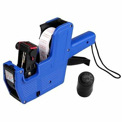 Price Tag Gun Mx-5500 Eos 8 Digits With Red Lines Price Labels And 1 Ink