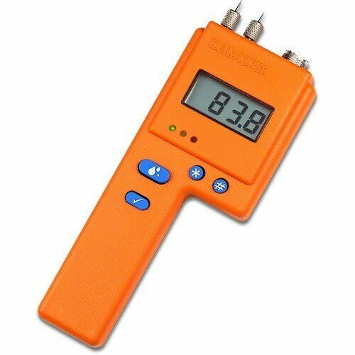 Delmhorst BD-2100 Digital Moisture Meter with Carrying Case