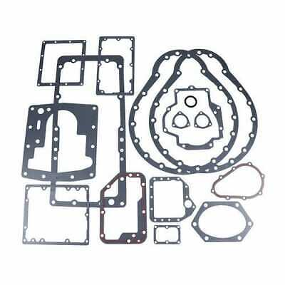 Rear Housing Overhaul Gasket Set Compatible With International 966 766 1066