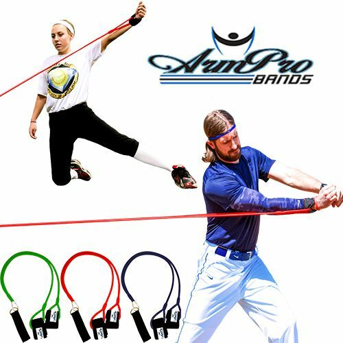 ArmPro Bands Resistance Bands Training Tool Softball Basebal