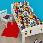 Marvel Polycotton Quilt Covers