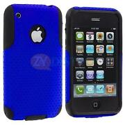 iPhone 3GS Hybrid Silicone Cases