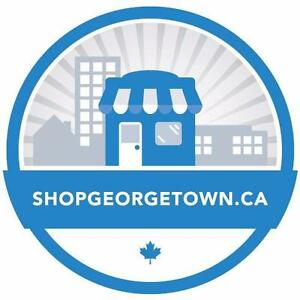 ShopGeorgetown.ca - Turnkey Business Opportunity!