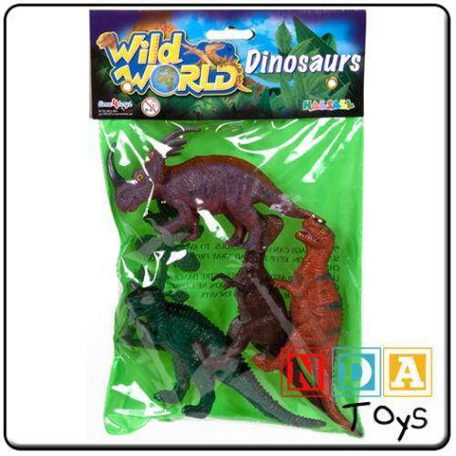 Plastic Dinosaurs Ebay