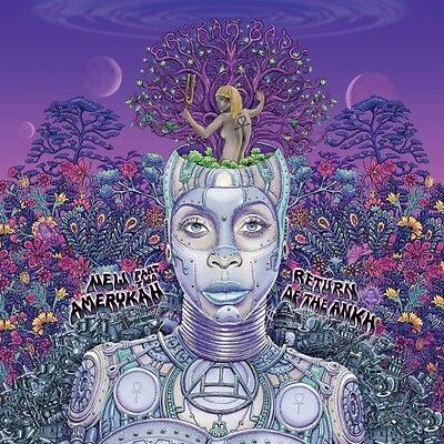 Erykah Badu   New Amerykah Part Two  Return Of The Ankh  New Cd
