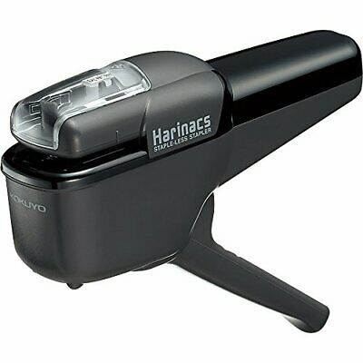 Kokuyo Stapler Harinacs Stapless For 10 Sheets Handy Sln-msh110d Japan 190433