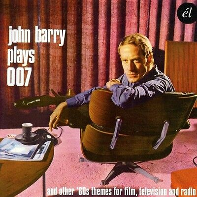John Barry - John Barry Plays 007 & Other 60s Themes For Film [New CD] UK - - 60s Themes