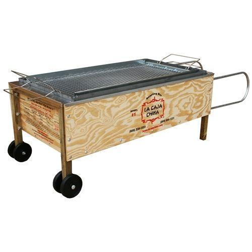 La Caja China Outdoor Cooking Eating Ebay