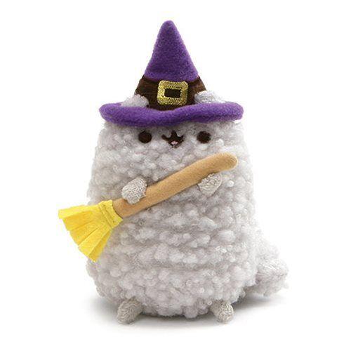 Gund New Pusheen * Stormy 5 Inch Witch * Halloween Plush Kit