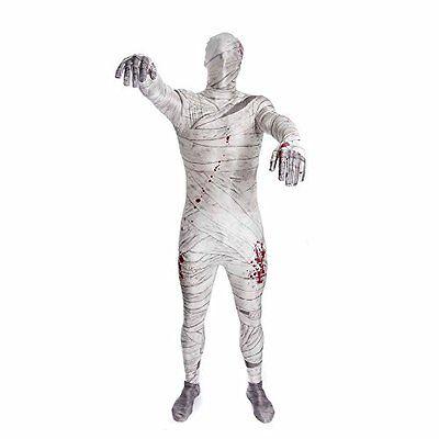 Morphsuits MPMUM - Costume per travestimento da mummia, taglia: M (d4H)