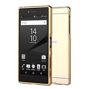 Case GOLD for Sony Xperia z5 premium