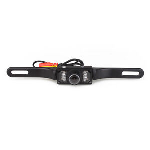 CMOS Car Rear View Reverse Backup Parking Camera Night Vision Waterproof Color