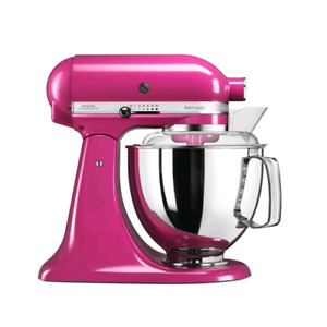 NEW Cranberry KitchenAid Stand Mixer