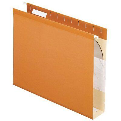 Esselte Coloured Pocket - Pendaflex Colored Box Bottom Hanging Folder - Letter - 8.50