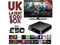 Android TV Box with KODI 16.1 - New 2016 Quad Core Model | No Buffering | Automatically Updates