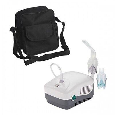 Nebulizer Machine Compressor System with Carry Bag, Nebulizer Kit Included