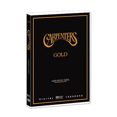 [DVD] Carpenters Gold: Greatest Hits *NEW