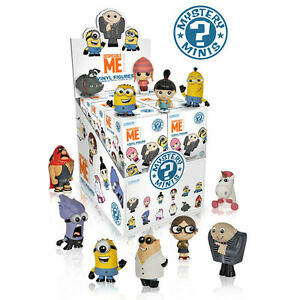 Selling Funko Mystery Minis: Despicable Me