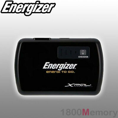 GENUINE Energizer XP2000 Battery Power Pack USB Charger for Apple iPhone 5 5S 5C