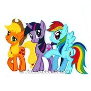 My Little Pony Iron On