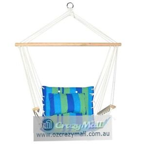 Outdoor Swinging Hanging Hammock Chair All Colors Melbourne CBD Melbourne City Preview