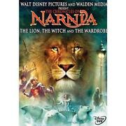 Chronicles of Narnia DVD
