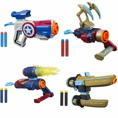 Avengers Nerf Assembler Nerf Gear  4 Characters to choose from.