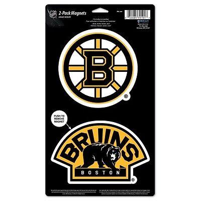 Boston Bruins 2 Pack Magnet