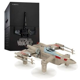 B/NEW Propel STAR WARS T-65 X-WING STARFIGHTER COLLECTORS EDITION DRONE QUADCOPTER