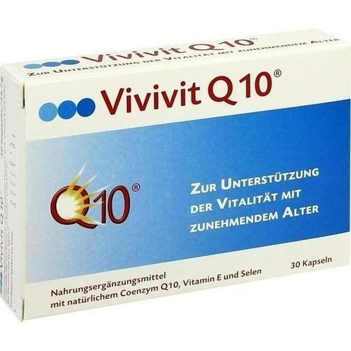VIVIVIT Q10 Kapseln 30 St