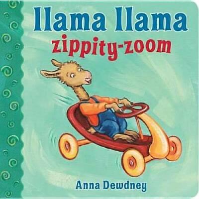 Llama Llama Zippity-Zoom - Board book By Dewdney, Anna - GOO