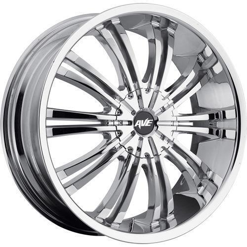Chrysler 300 AWD Rims