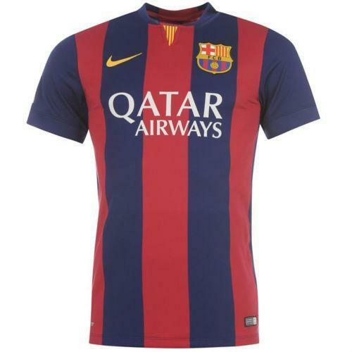 fc barcelona shirt ebay. Black Bedroom Furniture Sets. Home Design Ideas