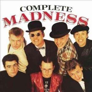 Madness Complete Madness ltd 180g vinyl LP NEW sealed